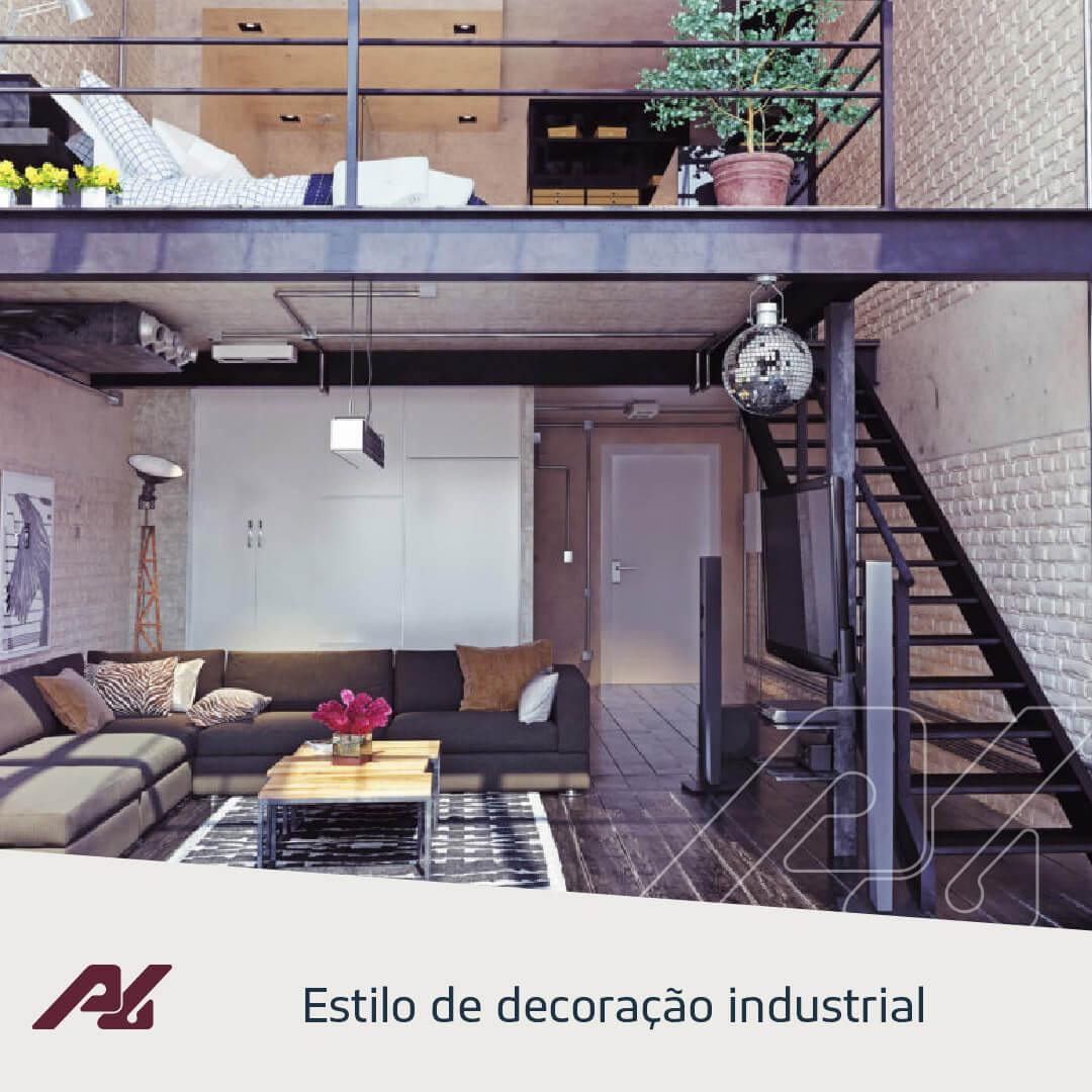 Decoração Industrial Prado